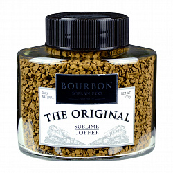 "Кофе ""Bourbon The Original"" растворимый сублимированный"